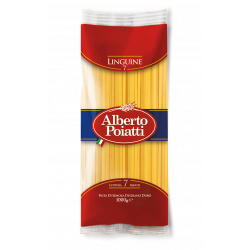 Italian Linguine package of 1kg Alberto Poiatti