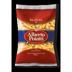 "Italian Pasta Gourmet ""Rigatoni"" package of 1kg"