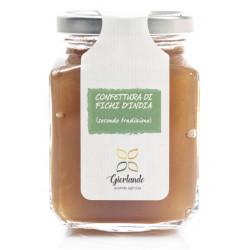 Prickly Pear Organic Extra Jam In Jar Of 220gr