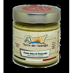 Crema di Pistacchio Siciliano dolce spalmabile barattolo da 180g