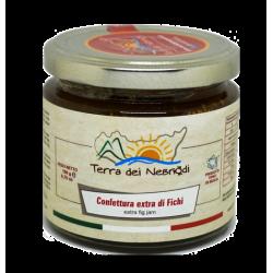 vendita online Confettura di Fichi Siciliani Extra confezione da 240g