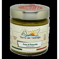 Vendita online Pesto Pistacchio Siciliano 190 g
