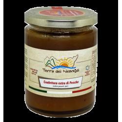 Sicilian Peach Jam