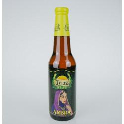 Vendita online Bottiglia 33cl Bionda Birra Artigianale agli agrumi di Sicilia Irias Ambra