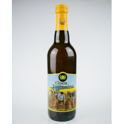 75cl Wheat Ale Birra Irias Cincu Artigianale ai 5 Grani di Sicilia