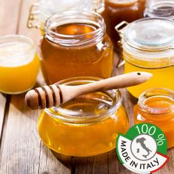 Miele Siciliano di Zenzero Barattolo da 250g