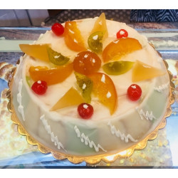 Sicilian Traditional Cassata of 1.5 kg Typical Sweet Sicilian...