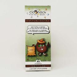 Gourmet Carob Modica Chocolate