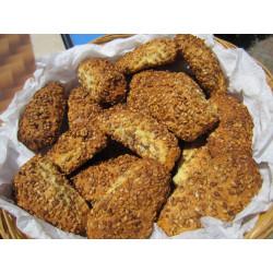 Biscotti Siciliani tipo Regina confezione da 500g