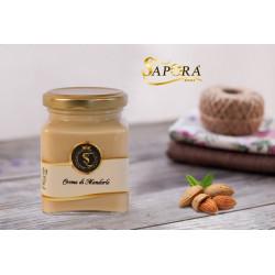 Crema Dolce spalmabile di Mandorla di Sicilia 220 g