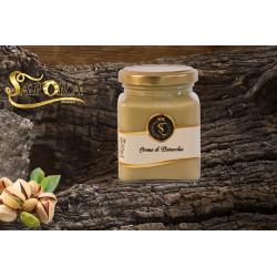 Vendita online Crema Dolce Spalmabile al Pistacchio di Sicilia Barattolo da 220g