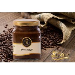 Vendita online Crema Dolce Spalmabile al caffè di Sicilia Barattolo da 220g