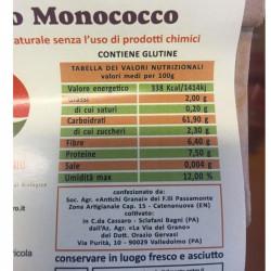 Vendita online di Farina di Farro Siciliano Tipo Monococco