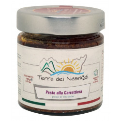 Pesto alla Carrettiera in vasetto da 190gr