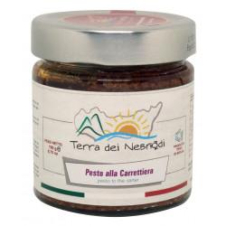 Pesto alla Carrettiera in vasetto da 190gr
