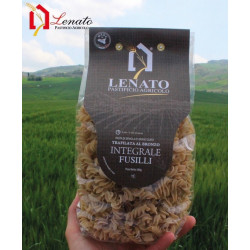 "Whole-wheat Pasta ""Fusilli"" 500gr"