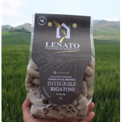 Whole-wheat Pasta  Rigatoni package of 500g