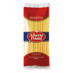 Sale online Italian Spaghettini package of 1kg gourmet food
