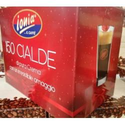 "Vendita online 150 cialde caffè Ionia ""miscela Don Giovanni"" Natalizia"