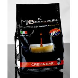 16 capsules Mio Espresso coffee Ionia, Lavazza in my own way
