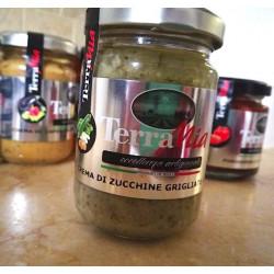 Crema di Zucchine Grigliate e Noci vasetto da 190g