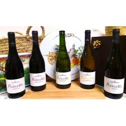 Vendita online Confezione da 5 Vini Siciliani Picciotto della Cantina Donna di Coppe