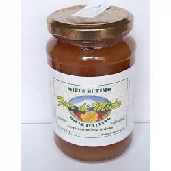 Miele Siciliano di Timo Barattolo da 500g