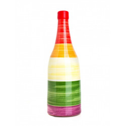 Sud - Nero d'Avola Bottle of 75cl - Ceramica di Caltagirone