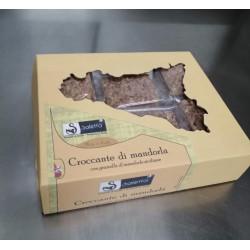 Cofanetto di Croccante Siciliano Mandorla, Pistacchio e Nocciola da 500g