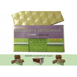 Gourmet Pistachio chocolate pack of 85g