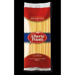 Italian Spaghettoni package of 1kg Alberto Poiatti