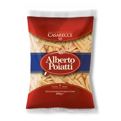 "Italian Pasta Gourmet ""Caserecce"" package of 1kg"
