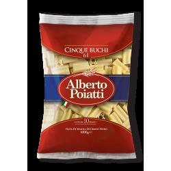 """Italian Pasta Gourmet """"Cinque Buchi"""" package of 1kg"""