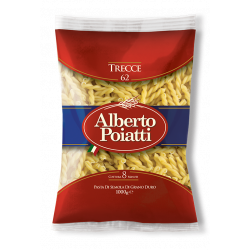 "Italian Pasta Gourmet ""Trecce"" package of 1kg"