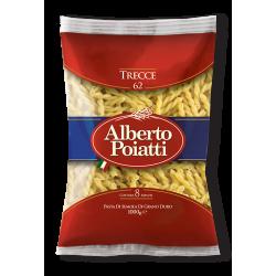Vendita online Pasta di Semola di Grano Duro, Trecce Alberto Poiatti confezione da 1kg
