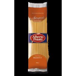 Vendita online Spaghetti Integrali confezione da 500g Pasta Alberto Poiatti