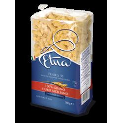 Vendita online Fusilli di Semola confezione da 500g Pasta Etna