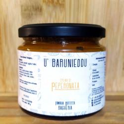 vendita online Crema di Peperonata Siciliana ricetta tradizionale vasetto da 190g