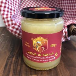 Miele Siciliano di Sulla di ape nera presidio Slow Food