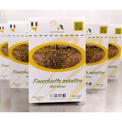 Vendita online di Semi di finocchietto selvatico Siciliano 40g