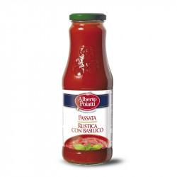 Basil Rustic Tomato Sauce 720ml Alberto Poiatti (25.34 fl Oz)