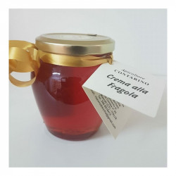 Sicilian Strawberry Honey Cream Jar of 250gr