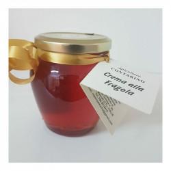 Crema di Miele alla Fragola Siciliana Barattolo da 250gr