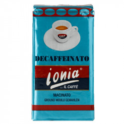 Caffè Ionia Decaffeinato macinato 250gr