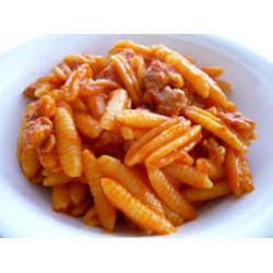 "Italian Pasta ""gnocchi sardi"" Etna Volcano package of 500g"
