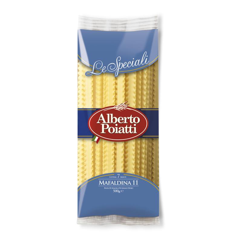 """sale online  Italiana Sicilian pasta """"Mafalda"""" of the Alberto Poiatti tradition"""