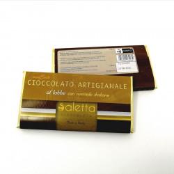 Cioccolato Artigianale Siciliano alle Nocciole