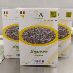Maggiorana Siciliana in busta da 10g