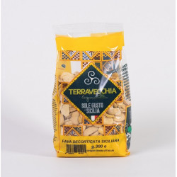 Dried hulled beans 400g pack