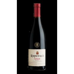 Red Wine Syrah DOC 100% Sicilian Winery Rapitalà